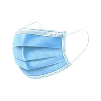 3 Ply Disposable Face Masks (Packs of 50)