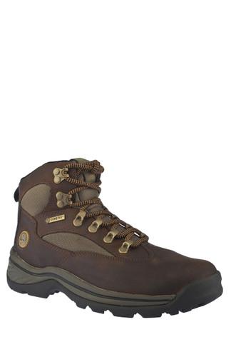 5e76cde3615 Timberland Men's Brook Park Full Grain Leather Chukka Boot