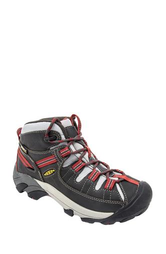 e562192ff42 KEEN Men's Voyageur Mid Hiking Boot