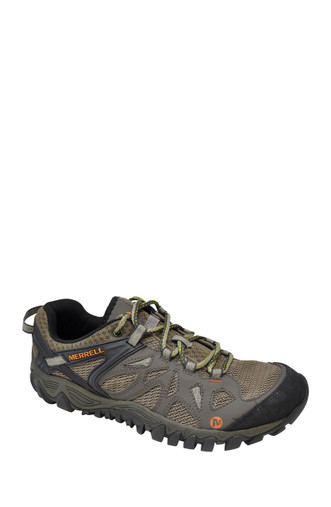 professional on feet at sale online MERRELL MEN'S ALL OUT BLAZE 2 WP HIKING SHOES