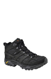Merrell Men Moab 2 Smooth Mid Waterproof