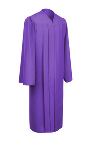 Purple Freedom Gown