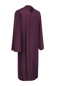 Maroon Freedom Gown