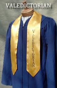 Valedictorian Stole