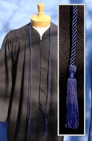 Dark Blue/ Navy Blue Honor Cord - Single