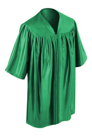 Green Kinder Gown