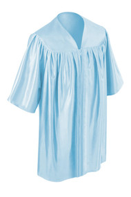 Light Blue Kinder Gown