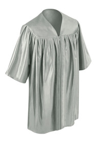 Silver Kinder Gown