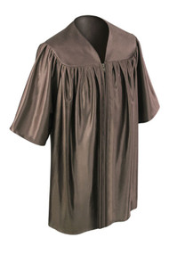 Brown Kinder Gown