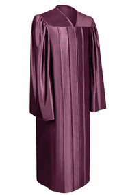 Maroon M2000 Gown