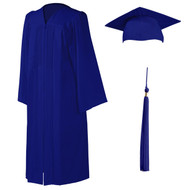 U-Royal Cap, Gown & Tassel