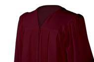 U-Maroon Gown