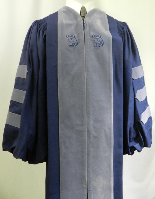 Rice University Doctoral Gown