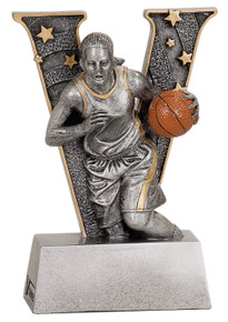 "5"" Female Basketball V Series Resin"