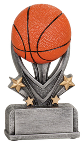 """5 1/2"""" Basketball Varsity Sport Resin"""