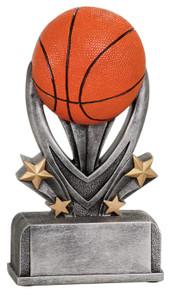 """7"""" Basketball Varsity Sport Resin"""