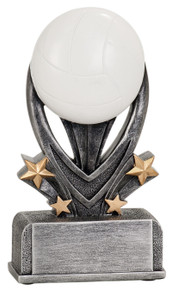 """7"""" Volleyball Varsity Sport Resin"""
