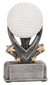 "5 1/2"" Golf Varsity Sport Resin"