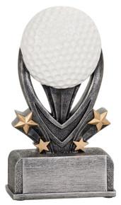 "7"" Golf Varsity Sport Resin"