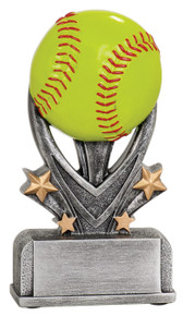 "5 1/2"" Softball Varsity Sport Resin"