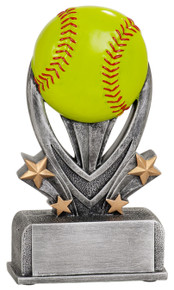 "7"" Softball Varsity Sport Resin"