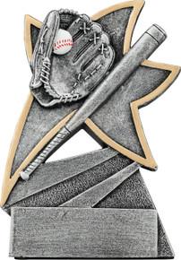 "5 1/2"" Baseball Jazz Star Resin"