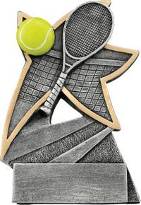 "5 1/2"" Tennis Jazz Star Resin"