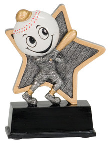 "5"" Baseball Little Pal Resin"