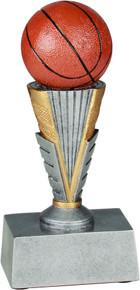 "6"" Basketball Zenith Resin"