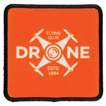 "3"" x 3"" Square Patch with Adhesive"