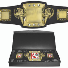 Champion Victory Award Belt