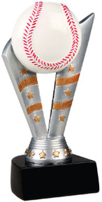 "6 1/2"" Fanfare Baseball Resin"