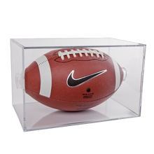Clear Football Display Case