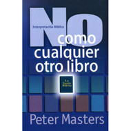 No Como Cualquier Otro Libro | Not Like Any Other Book por Peter Master