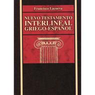 Nuevo Testamento Interlineal Griego-Español por Francisco Lacueva