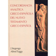 Concordancia Analítica Greco-Española del Nuevo Testamento / The Greek-English Analytical concordance of the Greek-English