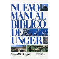 Nuevo Manual Bíblico de Unger / Unger's Bible Handbook por Merrill F. Unger