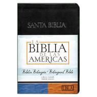 Biblia Bilingüe LBLA-NASB (Imitación piel)