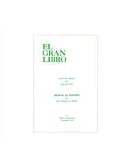 El gran libro I | The Great Book I