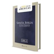 La Biblia de las Américas - Letra grande tamaño manual