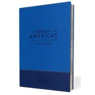 Biblia de las Américas (Letra grande tamaño manual)