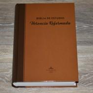Biblia de Estudio Herencia Reformada (Tapa dura)