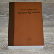 Biblia de Estudio Herencia Reformada (Tapa rústica)