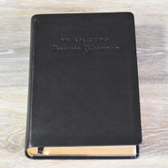 Biblia de Estudio Herencia Reformada (Piel genuina)