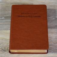 Biblia de Estudio Herencia Reformada (Símil piel)
