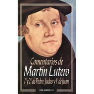 1 y 2 de Pedro, Judas y 1 de Juan, Lutero | 1 & 2 Peter, Jude & 1 John, Luther por Matín Lutero
