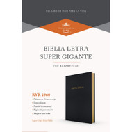 Biblia RVR 1960 letra súper gigante