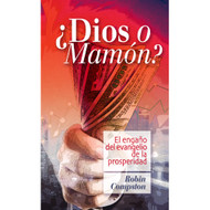 ¿Dios o Mamón? | God or Mammon?