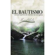 El Bautismo y lo que Significa (EBOOK) | Baptism | Erroll Hulse
