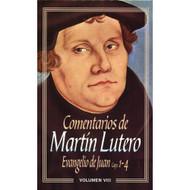 Evangelio de Juan, caps. 1-4 | Gospel of John, Chapters 1-4 por Martin Lutero